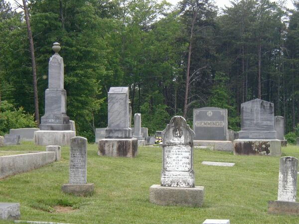 Cemeteries in Surry County