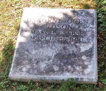 Osborne Oren Eidson