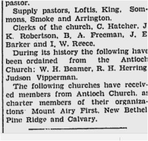 Antioch History 7